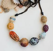 large bead necklace images Large bead necklace statement necklace chunky jpg