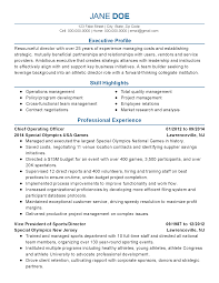 Faking Resume Experience General Resume Athletic Director Resume Cover Letter And