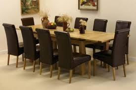 awesome dining room tables 10 person dining table u2013 aonebill com