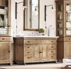 Best  Single Vanities Ideas On Pinterest Bathroom Vanity - Bathroom vanities with tops restoration hardware