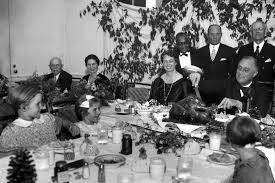 presidential thanksgivings president franklin d roosevelt