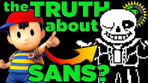 earthbound halloween hack story the truth about sans sans is ness know your meme