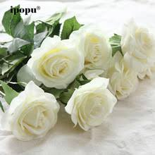 Popular Bridal Bouquet Flowers - popular latex flowers buy cheap latex flowers lots from china