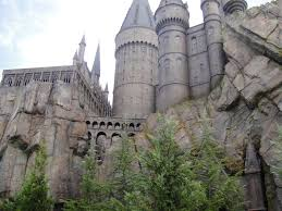 Hogwarts by File Wizarding World Of Harry Potter Hogwarts Castle Close Up
