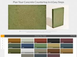 Countertop Store Concrete Countertop Supplies Mixes And Tools Cheng Concrete