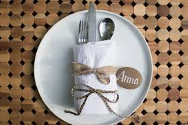 use mismatched silverware and make it look really cool diy