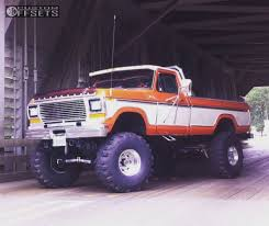 ford lifted wheel offset 1978 ford f 250 super aggressive 3 5 lifted 9 custom