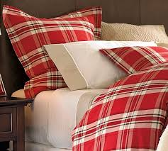 red plaid duvet covers king sweetgalas