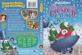 veggie tales easter veggietales an easter carol vhs