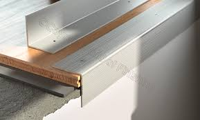 Laminate Flooring On Stairs Nosing Aluminium Stair Nosings Step Edge Nosing For Laminate Wood Carpet