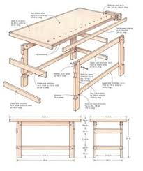 Free Wood Workbench Designs by Diy Workbench U0026 Ikea Hack Diy Workbench Ikea Hack And Ikea Cart