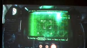 Fallout 3 Map Markers by Fallout 3 Easiest Way To Get To Vault 87 Youtube