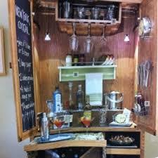 Unfinished Bar Cabinets Locked Bar Cabinet Foter