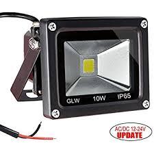 led vs halogen flood lights glw 12v 24v ac or dc led flood light 10w mini ip65 waterproof