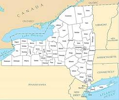Counties In Ny State Map Environmental Quality Incentives Program Nrcs York