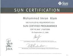 mohammed alam professional resume business objects resume