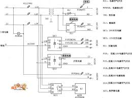 the beijing fiery elevator control circuit control circuit