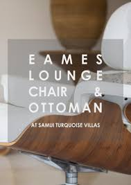 at samui turquoise villas you will find the most iconic chair of