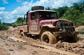 mud truck wallpaper stuck truck julie christina