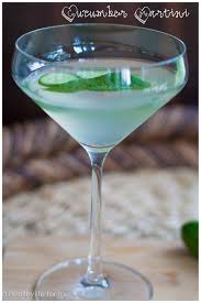 martini sweet cucumber martini a healthy life for me