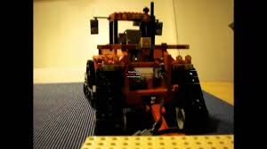 lego case quadtrac tractor youtube