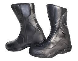 motorcycle rain boots spyke pathfinder wp boots spyke pathfinder wp leather boots