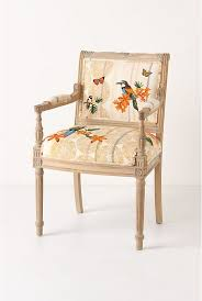 Anthropologie Dining Chairs Dining Chair Tropical Flock At Anthropologie Nomadic Decorator