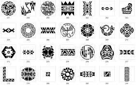 tribal tattoo patterns in 2017 real photo pictures images and