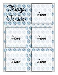 crafts and chaos washday wednesday printable goal list