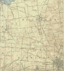 Map Of Northwest Ohio by Bellefontaine Ohio