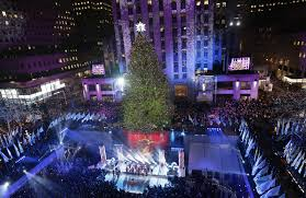 when is the tree lighting in nyc lights