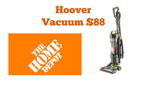 home depot black friday 2008 ad home depot hoover windtunnel vacuum 88 southern savers