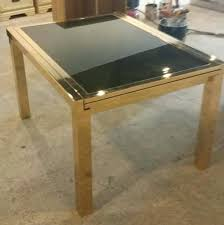 milo baughman dining table milo baughman dining table extendable brass dining table milo