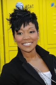 short hairstyles for black women spiked on top small curls in back and sides of hair pictures of short hairstyles black women