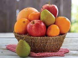 basket fruit all seasons fruit basket hale groves