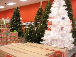 Stylish Ideas Targets Christmas Trees At Target Artificial With