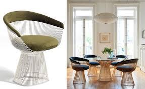 platner arm chair hivemodern com