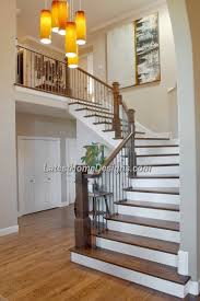 Home Interior Stairs Design Beautiful Wood Stairs Design For Indian Duplex House Home