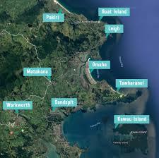 waiheke island alternative matakana area travelling k