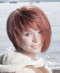 a symetric hair cut round face asymmetrical short haircut with a flattering round shape