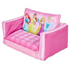 Tende Principesse Disney by Ufficiale Disney Princess Divano Letto Rosa Nuovo Design Bella