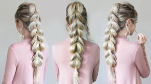 hair tutorial how to pull through braid hair tutorial for beginners youtube