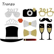 New Year Party Decoration Items by Aliexpress Com Buy Tronzo 2017 Party Decoration Photo Booth