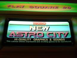 Sega Astro City Arcade Cabinet by Hokuto No Shock 北斗のショック My New Astro City