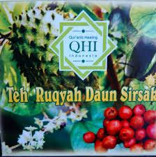 Teh Ruqyah teh ruqyah daun sirsak ruqyah dan herbal