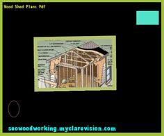free wood shed plans materials list 152738 woodworking plans and