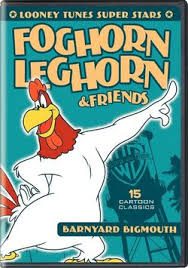 looney tunes foghorn leghorn friends barnyard