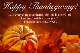 religious thanksgiving message festival collections