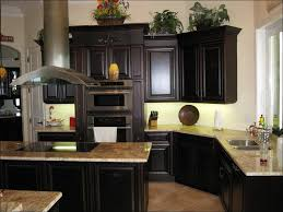kitchen black kitchen cabinets together flawless black walnut