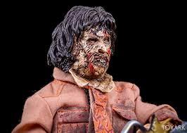 chainsaw halloween neca texas chainsaw massacre 3 leatherface 8 inch scale figure